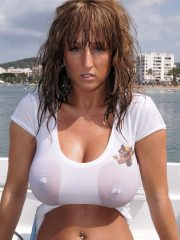 stacey poole topless