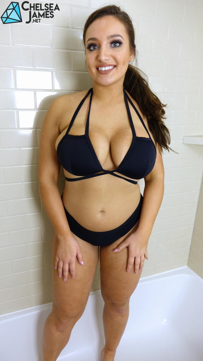 Boob Post  Chelsea James Boobs - Boob Post - Big Boob -5942